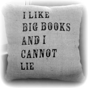 i like big books bw