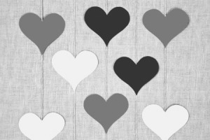 valentine bw